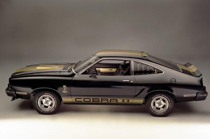 1976 Mustang II King Cobra
