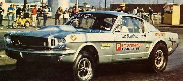 65 A/FX Mustang