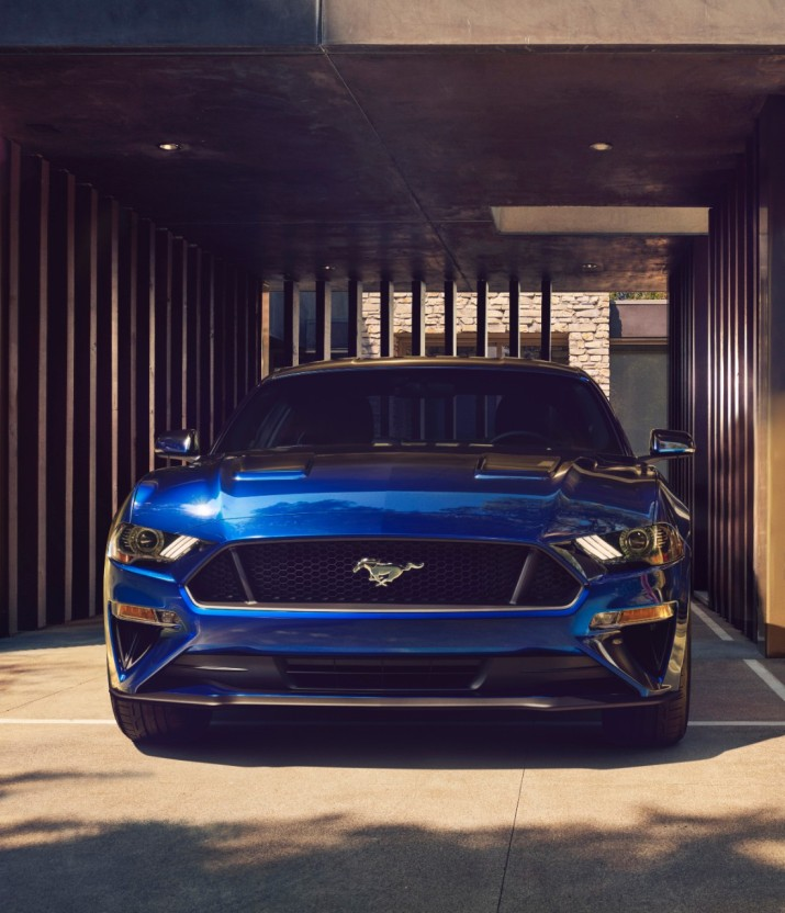 2018 Mustang Front End Styling