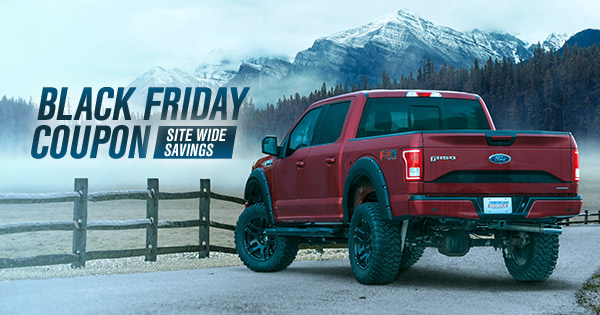 2015-2017 F150 Black Friday Coupon Promo