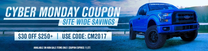 2017 F150 Cyber Monday Coupon Code